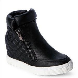 STEVE MADDEN J.Loop High-Top Sneakers